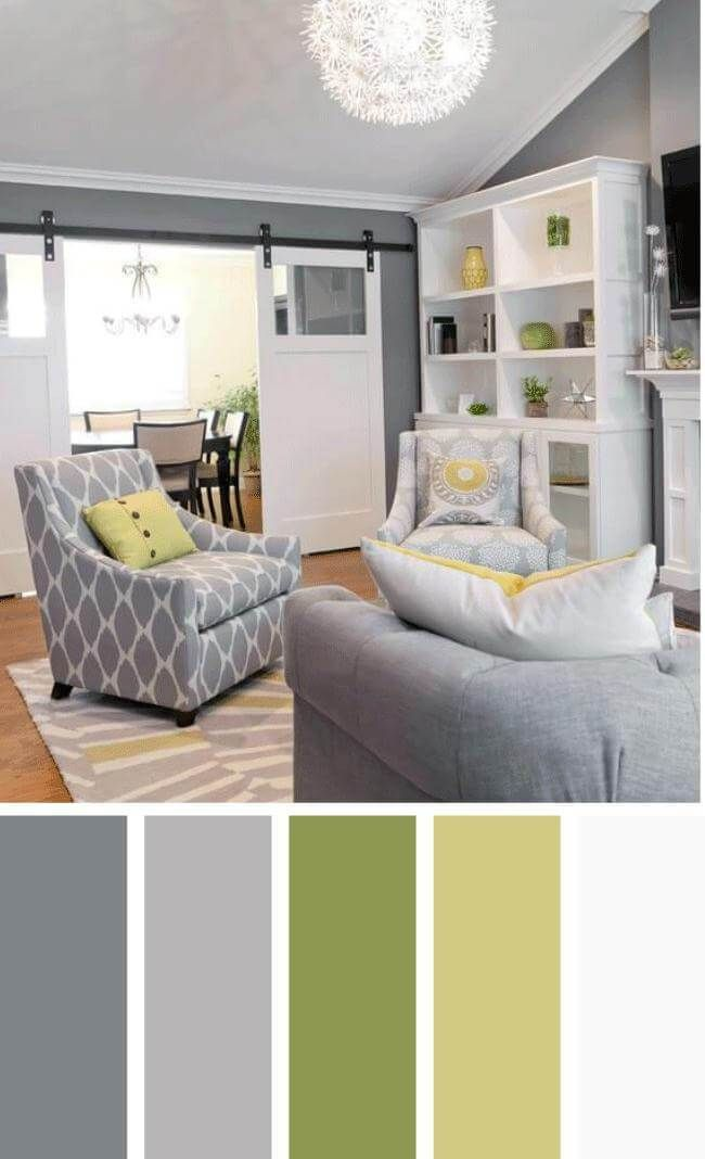 35 Best Living Room Color Schemes Brimming With Character