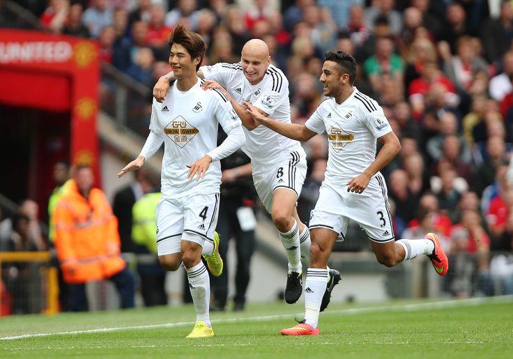 @Swansea swans celebration #9ine