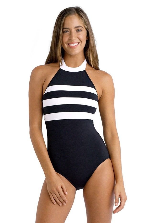 Seafolly Block Party Dd Cup One Piece