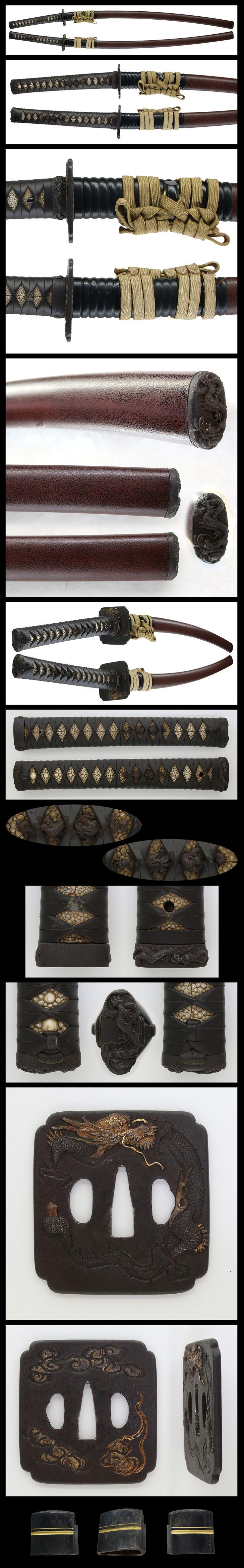 Katana: Mumei (Nakayama Yoshimichi) | Japanese Sword Shop Aoi-Art.