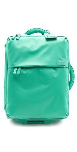 "Lipault Paris Foldable 22"" Wheeled Carry On Bag """