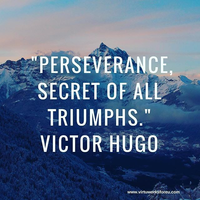 Persistence Motivational Quotes: Best 25+ Victor Hugo Quotes Ideas On Pinterest