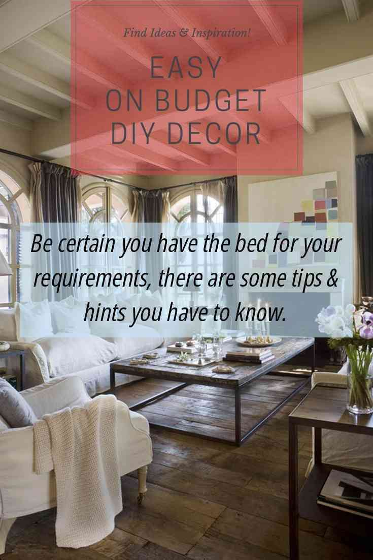 Tips and tricks on how to efficiently improve your house furniture