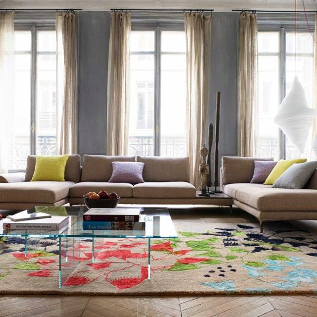 Living Room Inspiration 120 Modern Sofas By Roche Bobois Part HomeDSGN A Daily Source For
