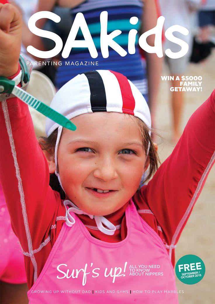 SA Kids September/October 2015 issue cover