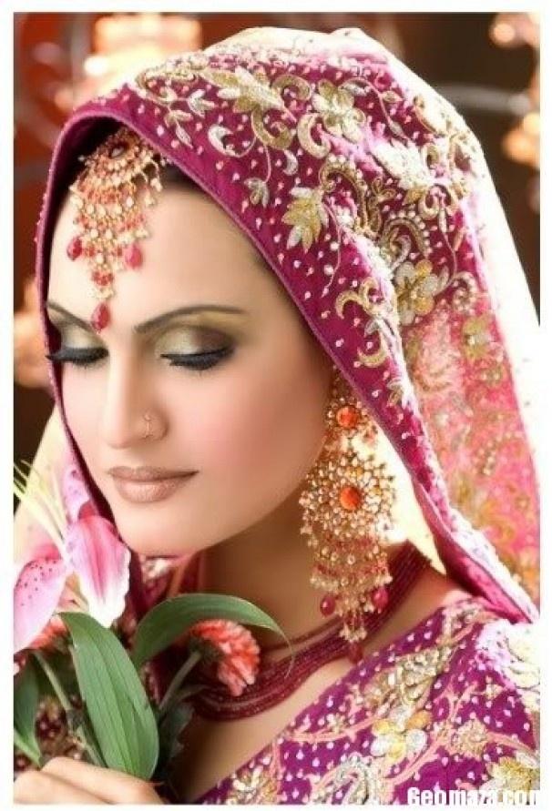 Maquillaje de novia de la boda 2012