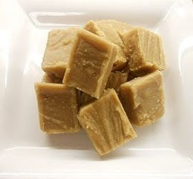 Maple fudge with no candy thermometer