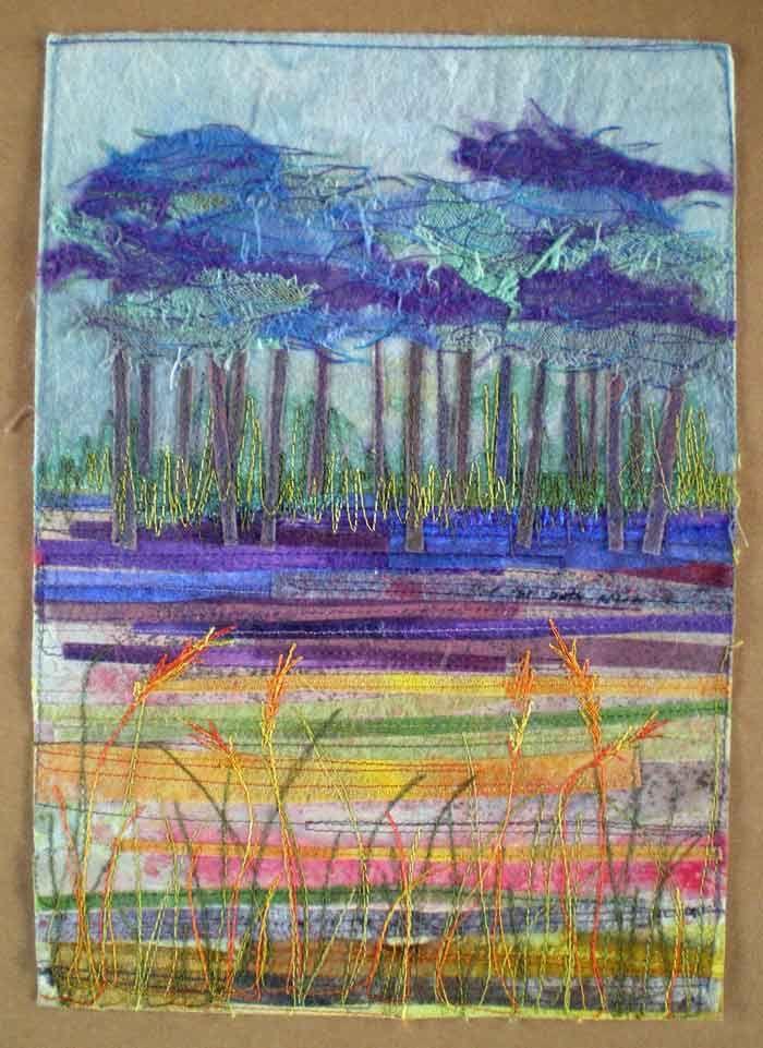 landscape - Ineke Berlyn