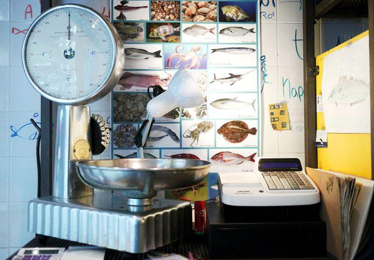 Pescheria Mattiucci| London+Milano | bistrot | fish food