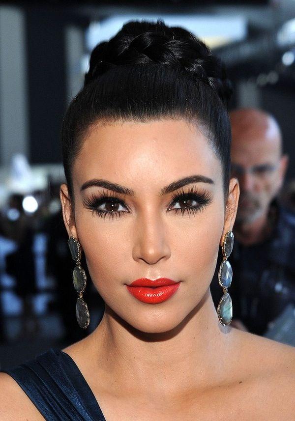 Dramatic Lashes Bridal Makeup For Brown Eyes Eyeakeup Looks