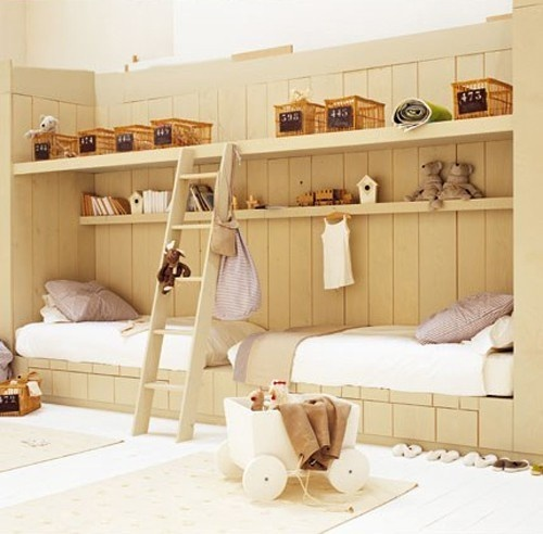 For two kids - wish i had a bigger room