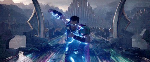 Thor || Thor: Ragnarok || gif