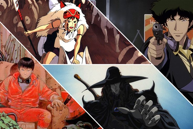top dubbed anime movies