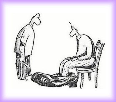 Wie de schoen past, trekke hem aan (= degene die zich aangesproken voelt, kan zijn gedrag hierop aanpassen) E: Whom the cap fits, let him wear it. / If the cap fits, wear it. / If the shoe fits, wear it. F: Qui se sent morveux, (qu'il) se mouche. / A bon entendeur, salut! D: Wem der Schuh passt, der zieht ihn sich an. / Wem der Schuh passt, der soll ihn sich anziehen.