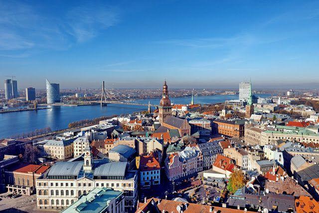 """""""New York, Riga, Tokio"""" – Ein Video-Trip in die lettische Hauptstadt für den Dortmunder Flughafen - """"Fee ist mein Name"""""""