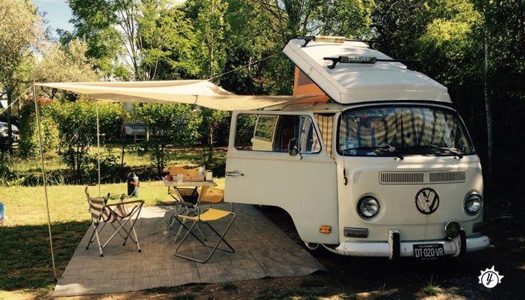 17 Meilleures Id Es Propos De Auvent Camping Car Sur Pinterest Bus Vw Camping En Tente Et