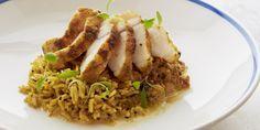 Monkfish tikka masala recipe