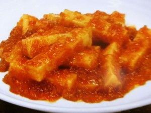 調理師直伝!余ったお餅で韓国料理トッポギ