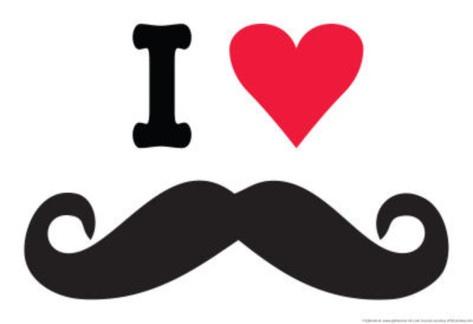 HIPSTER + Bigote + Mostacho + Moustache + Mustache + Schnurrbart + Bigode + Snor + Baffi + HIPSTER