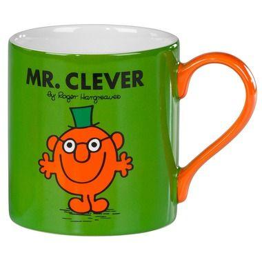 Mr Men and Little Miss Mr Clever Mug