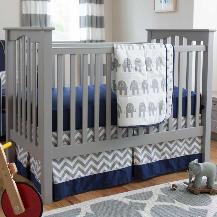 25 Best Ideas About Elephant Crib Bedding On Pinterest