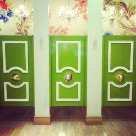 Haute Couture Decor   Haute Indoor Couture: Dressing Room Decor   Color inspiration