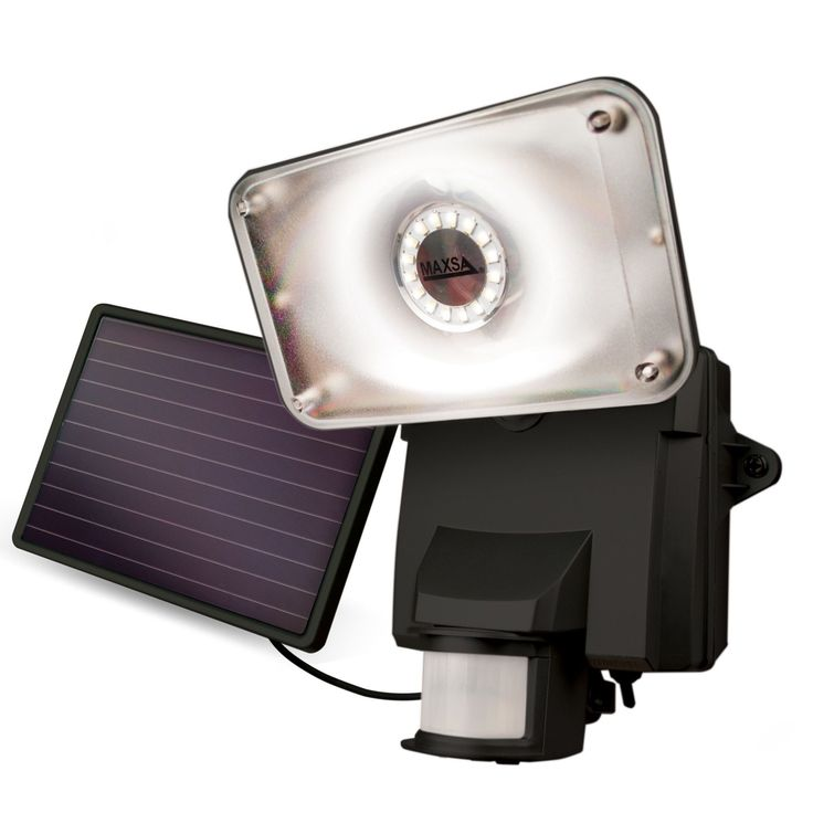 Solar Security LED Spot Light