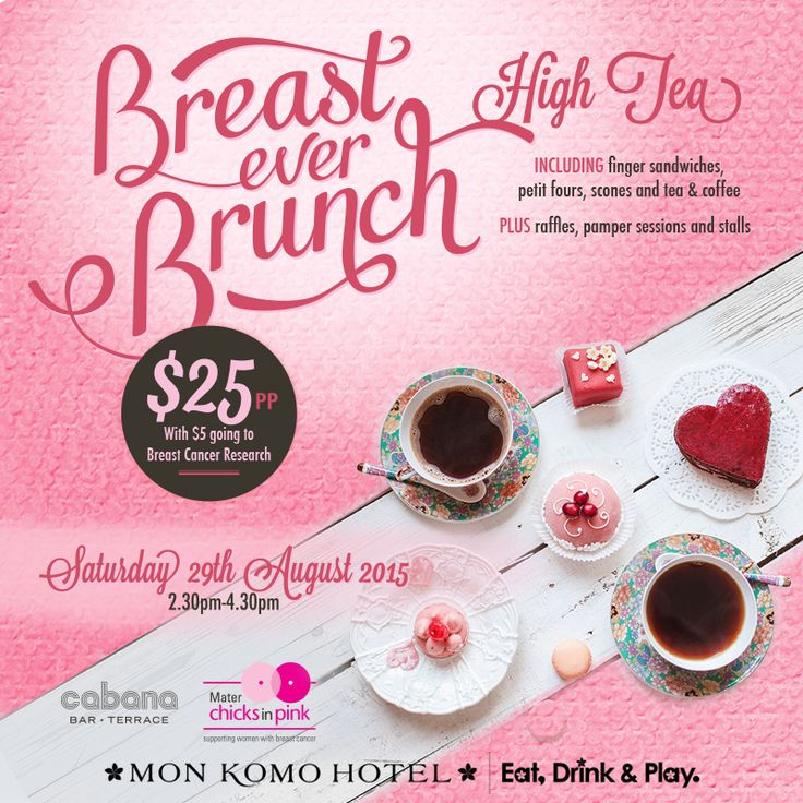 We love to support a good cause at Mon Komo Hotel