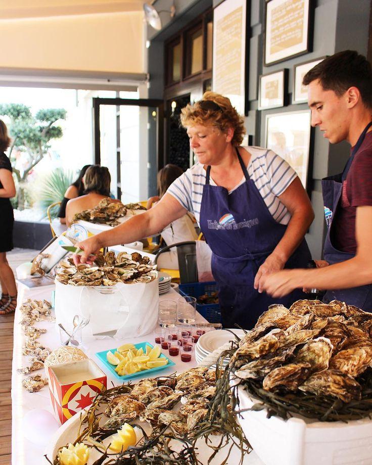 Les Huîtres de Bouzigues  . .  BRASSERIE QUOTIDIENNE .  restaurant de l'hôtel IBIS  Montpellier Centre (34) . ______________ #brasseriequotidienne #ibismontpellier #restaurant #brasserie #hotel #hebergement #food #foodblog #blogfood #foodlover #montpellier #pintademontpellier #placecomedie #placedelacomedie #huitres #huitresbouzigues #bouzigues