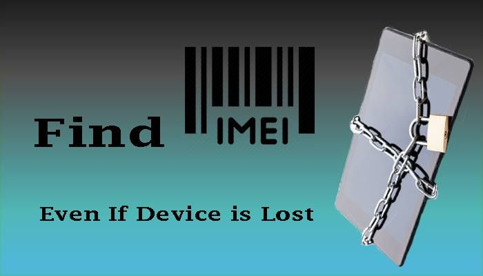 Find IMEI Number of Any Android Device Even If The Phone Is Lost. IMEI(International Mobile Station Equipment Identity) number is a unique number to..