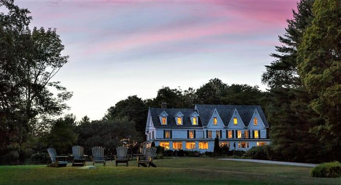 Romantic Bed And Breakfasts In New Hampshire
