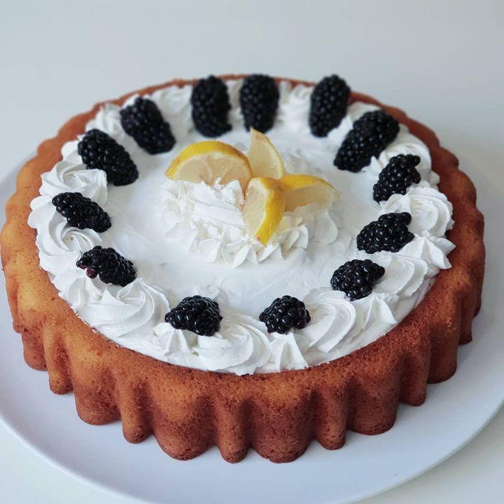 Lemon Cream Cheese Cake Dinars Inch كيكة الليمون بكريمة الجبن دنانير انش Lemon Cream Cheesecake Cake With Cream Cheese Lemon Cream