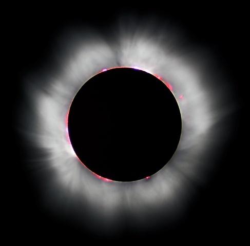 Solar Eclips 04.1999