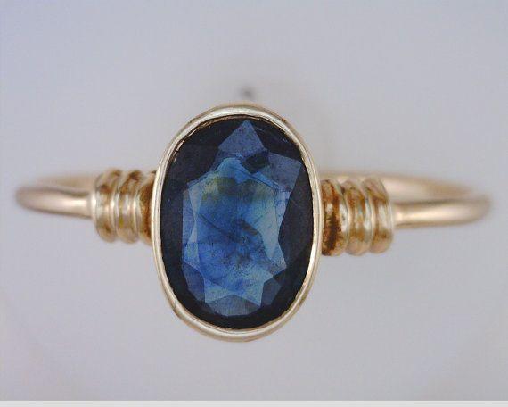 sapphire: Sapphire Rings, Sapphire 14Kt, True Blue, Blue Sapphire, Gold Rings, Oval Sapphire, 14Kt Gold, Velveti Blue, Blue Oval