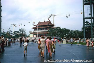 New York World's Fair, July 1964