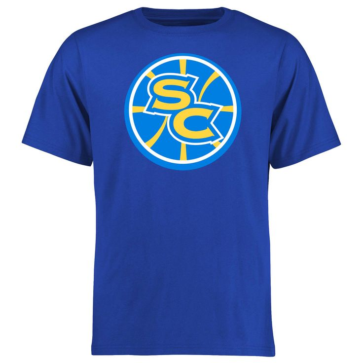 Santa Cruz Warriors Secondary Team Logo T-Shirt - Royal - $24.99