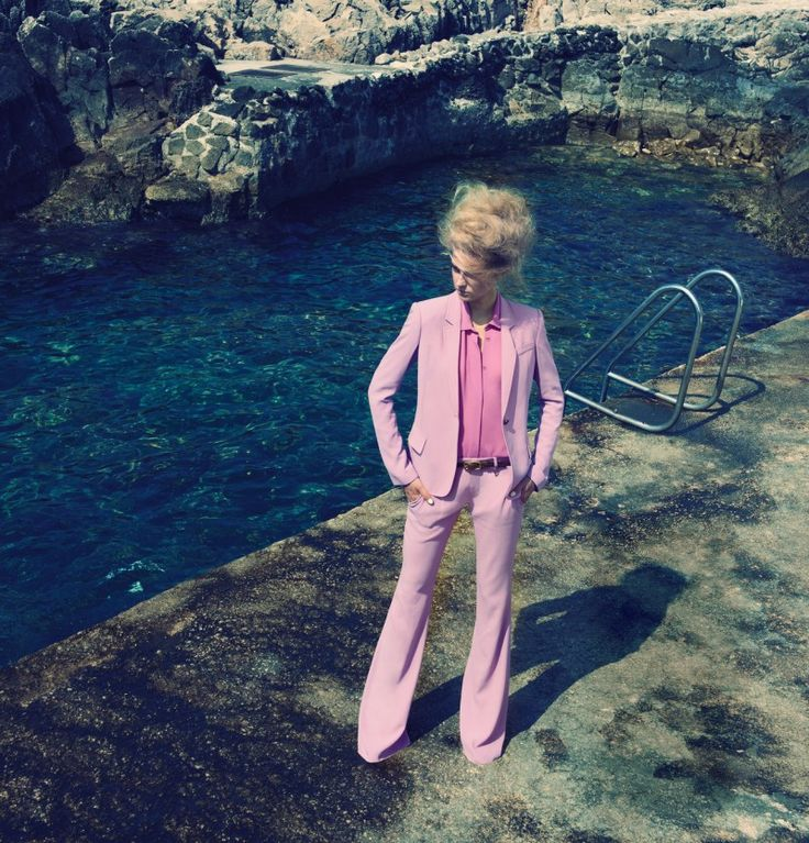 Sigrid Agren Has a Coastal Getaway for the Neiman Marcus Resort 2013 Book