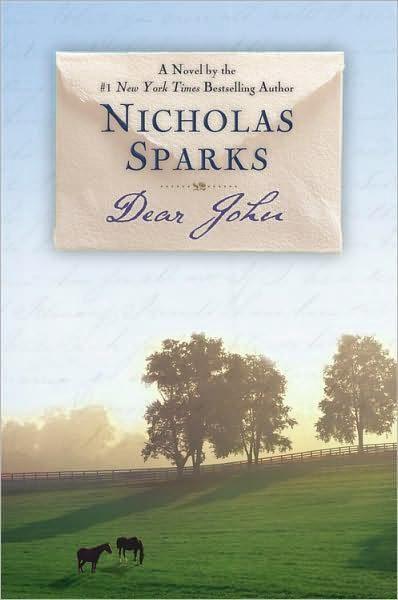 'Dear John' by Nicholas Sparks - Book Review
