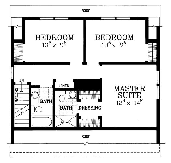 82 best home plans images on pinterest house floor plans for Cape to colonial conversion plans