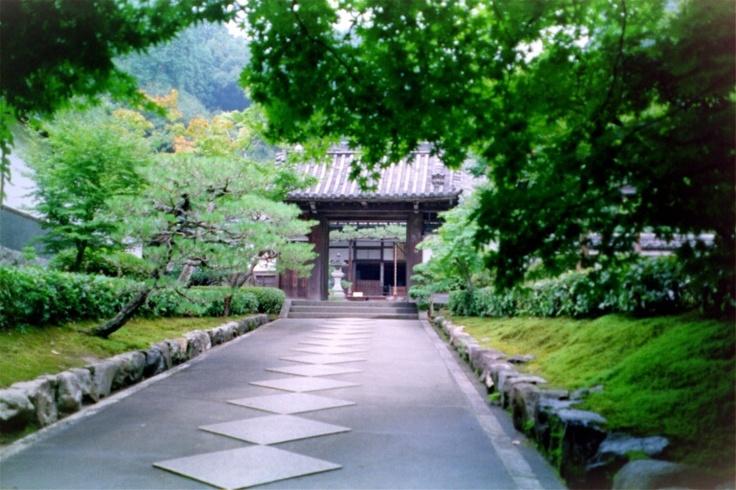 Nanzenji, Kyoto (photo AN)