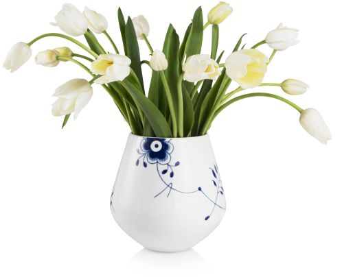 Royal Copenhagen - Blå Mega vase
