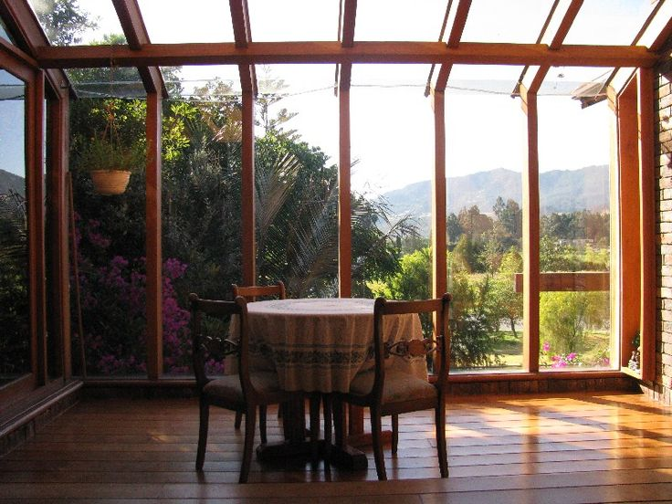 Solarium casa TDE #woodarchitecture #wood #madera #casasenmadera #arquitecturaenmadera http://www.tallerdensamble.com