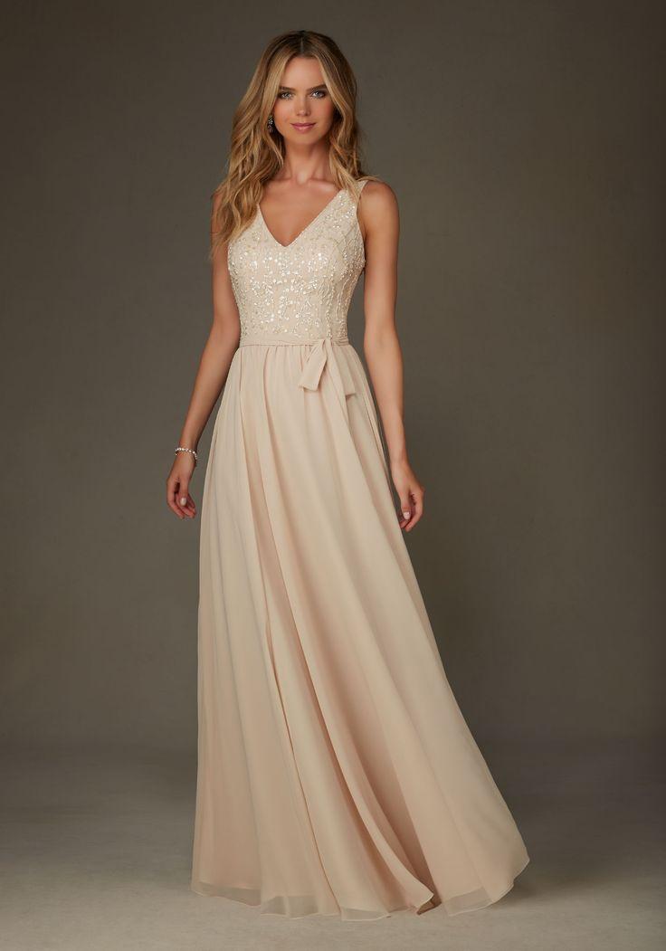 dress style 696 mori lee 725