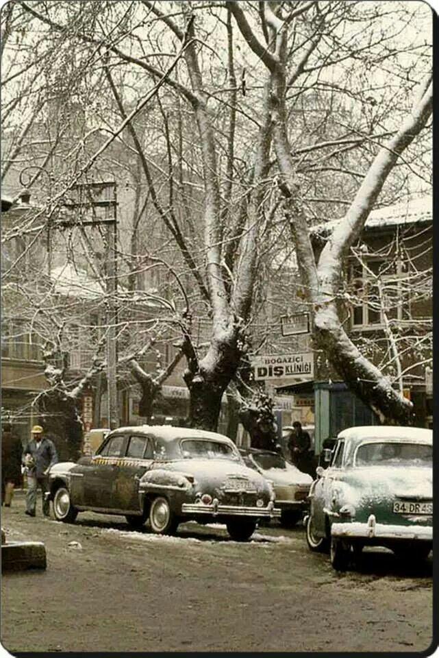 Cengelkoy 1970ler.