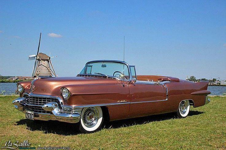 LaSalle Classic Cars   Sammlung   1955 Cadillac Eldorado Cabrio, 89,5 € …,  …