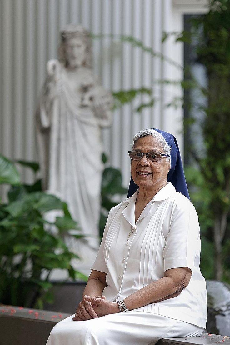 #buen #pastor #good #shepherd #hermana #religious #sister Bonpasteur Rome Soeurs du Bon Pasteur