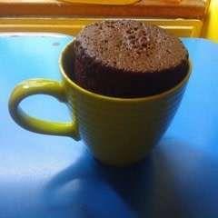 5 Minute Chocolate Mug Cake!.