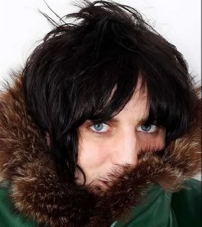 Noel Fielding - The Mighty Boosh - those eyes!