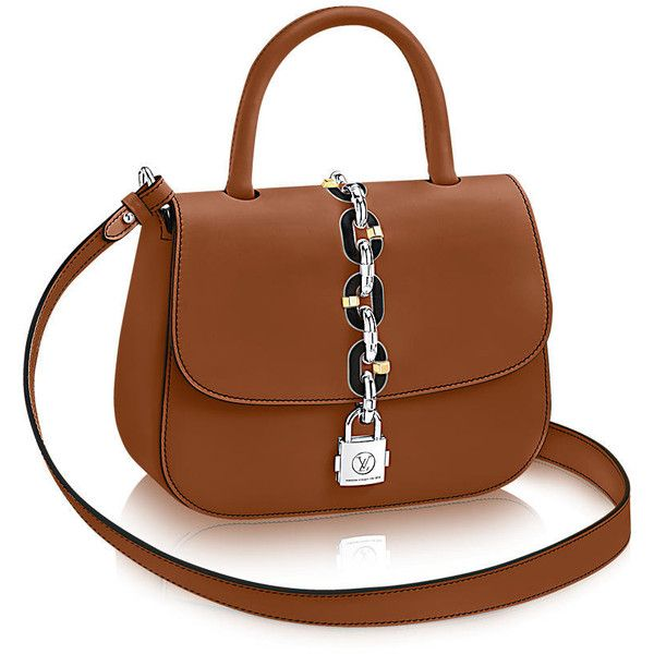 Chain-It Bag PM Autres High End (€2.485) ❤ liked on Polyvore featuring bags, handbags, nautical bag, chain purse, faux purses, imitation handbags and nautical purse
