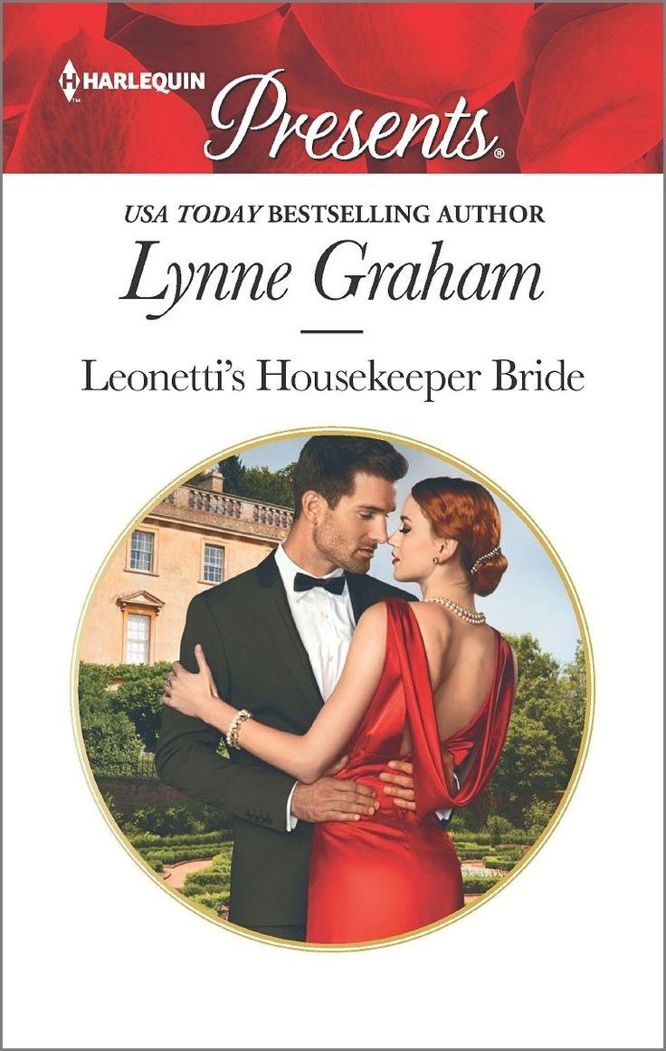 Lynne Graham - Leonetti's Housekeeper Bride
